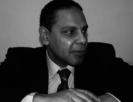 Alaa Al Aswany - A Voice for Egypt at the Edinburgh International Book Festival