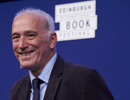 Aberdeen Has Suffered a Calamity says Mike Shepherd at the Book Festival