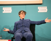 Man Booker Prize Nominee A L Kennedy Entertains