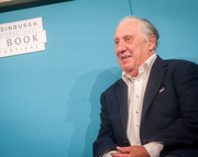 Frederick Forsyth with Ian Rankin (2016 Event)