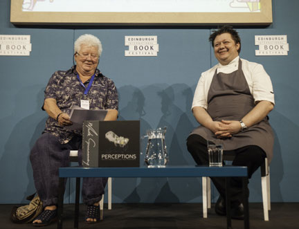 A Chef with Local Knowledge - Mark Greenaway chats to Val McDermid