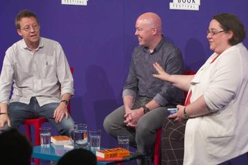 John Boyne & Simon Mayo (2016 Event)