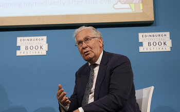 Mervyn King (2016 Event)