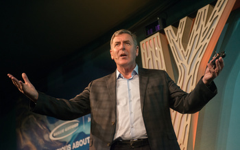 Packie Bonner (2016 Event)