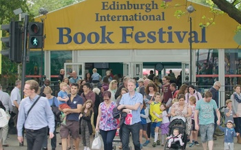 Highlights of the 2016 Edinburgh International Book Festival