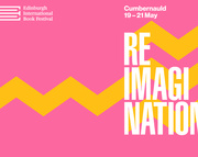 Book Festival announces programme for ReimagiNation: Cumbernauld