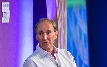 Jonathan Agnew (2013 event)