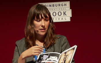 Amy Sackville and Evie Wyld (2013 event)