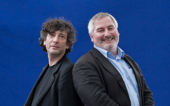 Coraline with Neil Gaiman & Chris Riddell (2012 event)