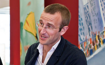 Robert Macfarlane (2012 event)