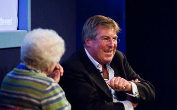 Ed Stourton (2011 Event)