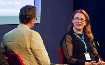 Audrey Niffenegger (2011 event)