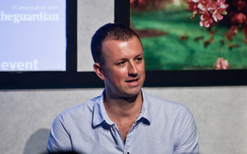 Neil Forsyth (2011 Event)