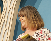 Julia Donaldson reading Ballad of Jemmy Button