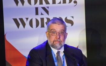 Michael Scheuer (2011 event)