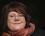 Louise Welsh reading Vanishing Point
