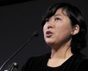 Yiyun Li reading A Tale of Two Cities