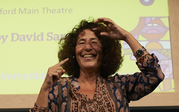 Francesca Simon: Horrid Henry (2011 event)