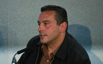 Christos Tsiolkas (2010 event)