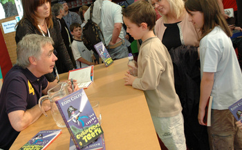 Eoin Colfer (children's event)