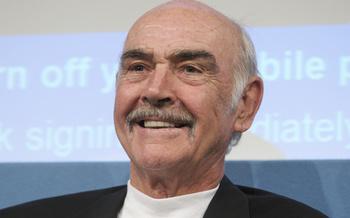 Sean Connery talks to Murray Grigor