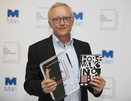 Man Booker International Prize Winner David Grossman Joins Edinburgh International Book Festival Line-up