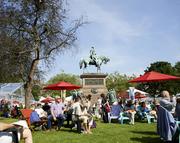 Edinburgh International Book Festival Calls for Festival Memories