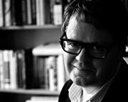James Runcie speaks at the Edinburgh International Book Festival
