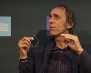Will Self Hits Out at Critics Calling His Work 'Difficult' in a Sold Out Event at the Edinburgh International Book Festival