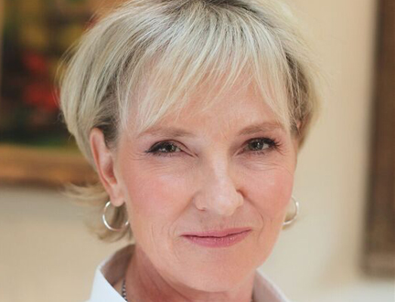 Julia Samuel Speaks of Grief, Princess Diana and Kick Boxing at the Book Festival