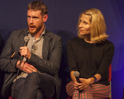 Outriders Malachy Tallack and Jennifer Haigh Talk About their Journey Across America at the Edinburgh International Book Festival
