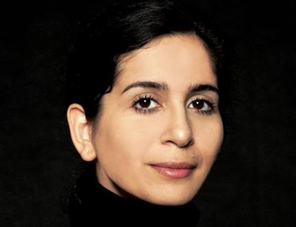 Souad Mekhennet speaks on the Radicalization of Young Adults  at the Edinburgh International Book Festival