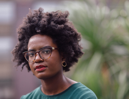 Juno Dawson & Reni Eddo-Lodge speak on Gender, Race and Equality  at the Edinburgh International Book Festival