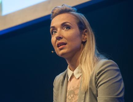 Icelandic Author Thordis Elva Talks of Rape and Forgiveness