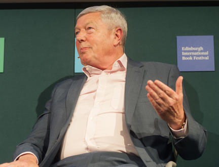 Alan Johnson Tells the Book Festival that he Believes Labour Could Win the Next General Election