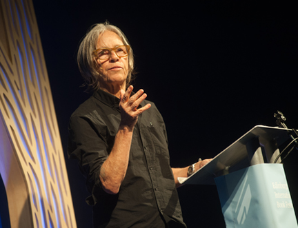 Eileen Myles Talks of Misogyny in American Politics at the Book Festival