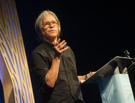 Eileen Myles Talks of Misogyny in American Politics at the Edinburgh International Book Festival