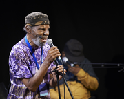 The Last Poets Make Their First Appearance in Scotland at the Book Festival