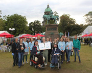 Book Festival Wins Two Euan's Guide Accessible Festival Awards