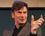 Ian Rankin Announces New Rebus Novel Onstage at the Book Festival