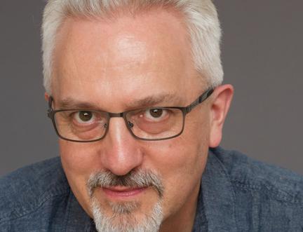 Man Booker Prize-winning Author Alan Hollinghurst in Edinburgh International Book Festival Autumn Event