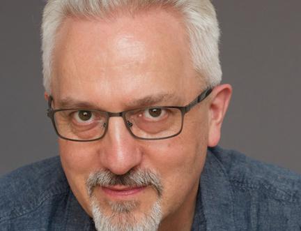 Man Booker Prize-winning Author Alan Hollinghurst in Book Festival Autumn Event