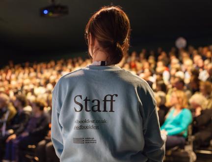 Book Festival Development Team is hiring