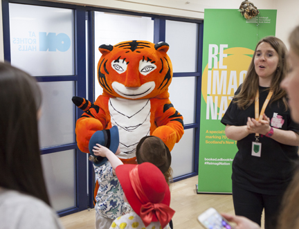 ReimagiNation: Glenrothes Hailed a Great Success
