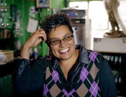 Nothing But the Poem on Jackie Kay