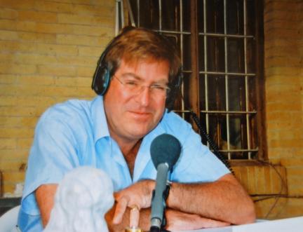 Edward Stourton with David McClay