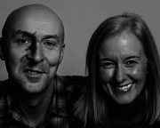 Chris Brookmyre & Marisa Haetzman