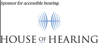 House of Hearing logo