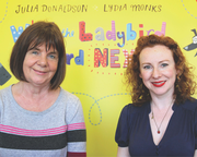 Julia Donaldson & Lydia Monks: Perfect Picture Books