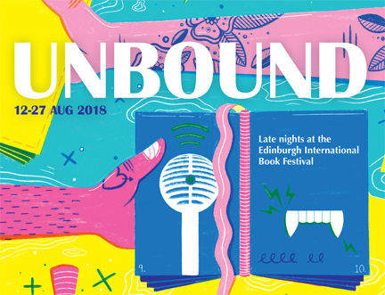 Late Nights at the Book Festival with Unbound
